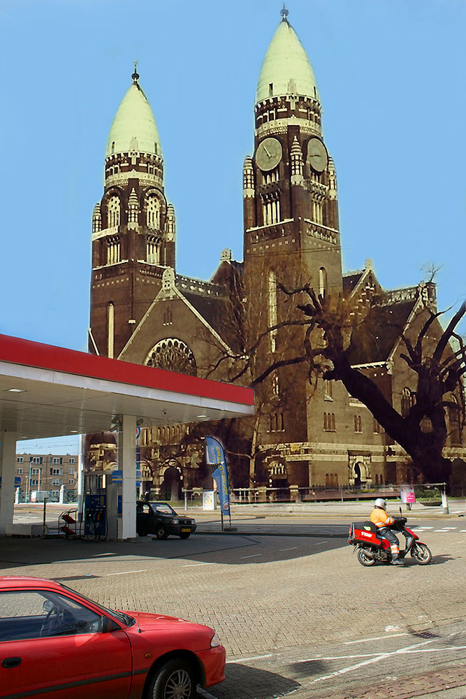 Koninginnekerk, Rotterdam